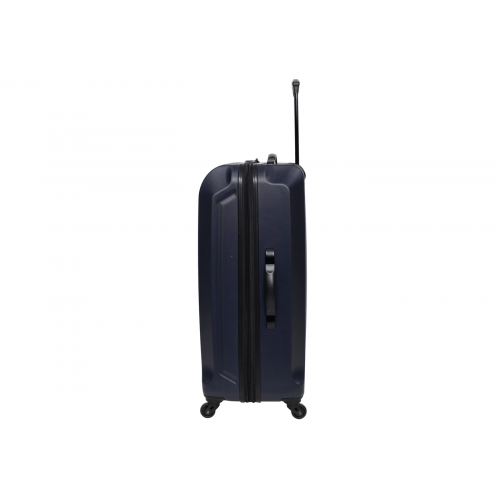 "Skyline 30"" Hardside Spinner Check In Suitcase Luggage Trolley Bag - Blue"