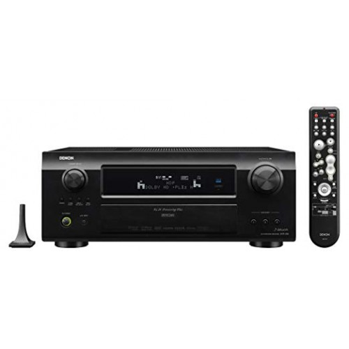 Denon AVR990 7.1-Channel Multi-Zone Home Theater Receiver with Networking Capability and 1080p HDMI Connectivity (Discontinued by Manufacturer)