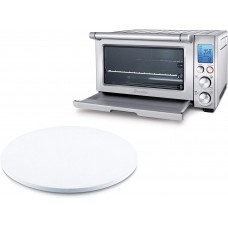 Breville BOV800XL Reinforced Stainless Steel Smart Oven with 13 Inch Pizza Stone