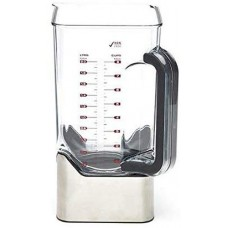 Breville Blender Jar for the Die-Cast Hemisphere Blender, 800BLXL