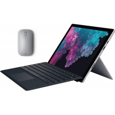 Newest Microsoft Surface Pro with Black Keyboard & Surface Mouse 12.3 Touch-Screen 2736 x 1824 Tablet PC Intel Core M3 4GB Memory 128GB SSD WiFi Card Reader Windows 10 Platinum