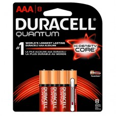 Duracell Quantum AAA Alkaline Batteries - set of 4
