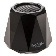 FINE AUDIO FA-S29BT Bluetooth Speaker with Microphone - Black