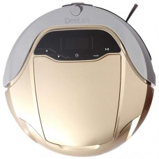 Milagrow Ecovacs DeeBot D77 Robotic Floor Cleaner (Champagne Gold) with unique Dust Collector