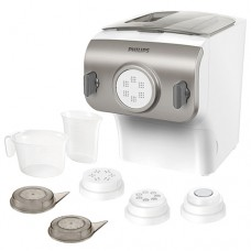 Philips Pasta and Noodle Maker with 4 Interchangeable Pasta Shape Plates - HR2357 05
