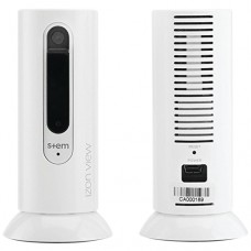 Stem IZON View Wi-Fi Video Monitor Surveillance Cam with Night Vision for iOS & Android - 2 Pack
