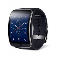 Samsung Galaxy Gear S R750 Smart Watch With Curved Super Amoled Display