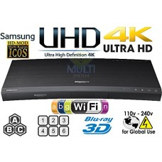 Samsung UBD-KM85c UBD-K8500 4K Ultra HD Streaming Blu-ray Player