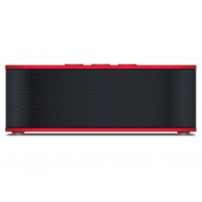 URGE Basics SoundBrick Plus NFC Bluetooth Portable Wireless Stereo Speaker - Retail Packaging - Red