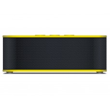 URGE Basics SoundBrick Plus NFC Bluetooth Portable Wireless Stereo Speaker - Retail Packaging - Yellow