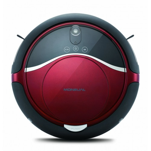 Moneual RYDIS H68 Pro RoboVacMop Hybrid Robot Vacuum Cleaner Dry/Wet Mop with Water Tank and Mapping