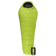 "TETON Sports LEEF Lightweight Mummy Sleeping Bag; Great for Hiking, Backpacking and Camping; Free Compression Sack. Size 87"" x 34"" x 22"""