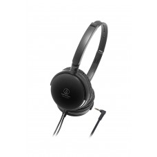 Audio Technica ATH-FC 707 On-Ear Headphone (Black)