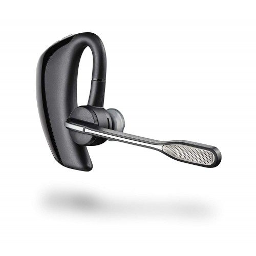 Plantronics PL-VOY-PRO-PLUS Voyager Pro Plus Headset with Enhanced Voice - Wired Headsets - Retail Packaging - Black
