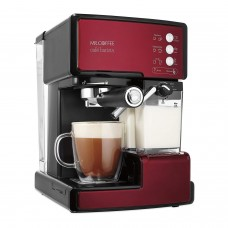 Mr. Coffee ECMP1106 Cafe Barista Premium Espresso Cappuccino System, Red