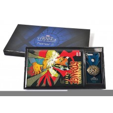 Huawei Honor  Marvel Dr. Strange Gift Box for Honor 8 Includes Dr. Strange Case for Honor 8 and Two Dr. Strange Comic Books