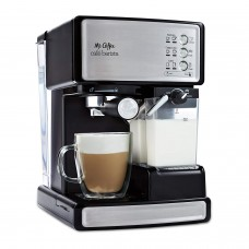 Mr. Coffee BVMC-ECMP1102 Cafe Barista Espresso and Cappuccino Maker Black