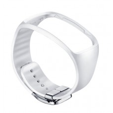 Replacement Belt for Samsung Galaxy Gear S R750 Smart Watch With Curved Super Amoled Display White