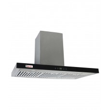Seavy 90cm 1200 TITAN BF 90 Hood Chimney 1200 m3/hr 90 cm Stainless Steel Hood Kitchen Chimney - with 3 Mesh Filters