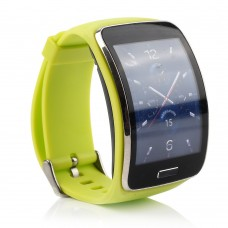 Replacement Belt for Samsung Galaxy Gear S R750 Smart Watch With Curved Super Amoled Display