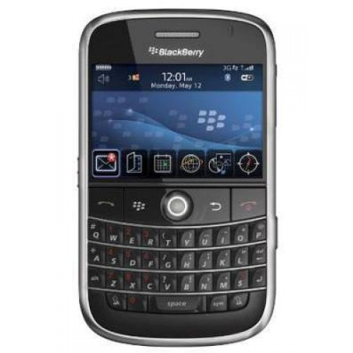 BlackBerry Bold 9000 Unlocked Phone with 2 MP Camera 3G Wi-Fi GPS Navigation and MicroSD Slot-International Version with No Warranty