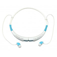 LG Necklace HBS-740 Vitality Wireless Stereo Headset - White