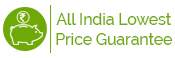 All India Lowest Price Guarantee